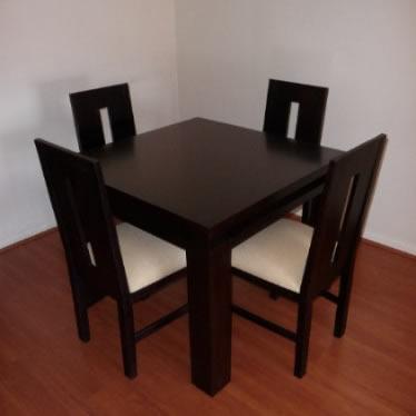 Index of images stories comedor comedores mesa cuadrada 4 sillas box - Mesa cuadrada comedor ...