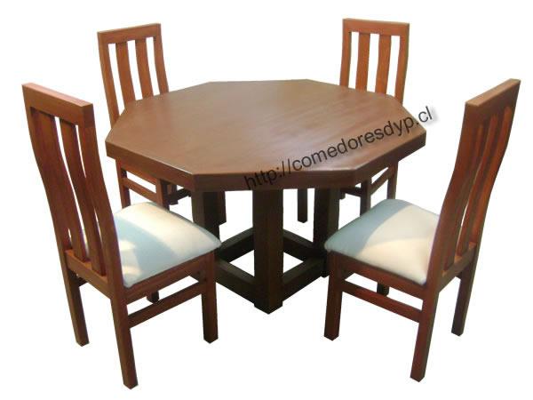 Nuestras ofertas de comedores comedores dyp comedores for Disenos de comedores de madera